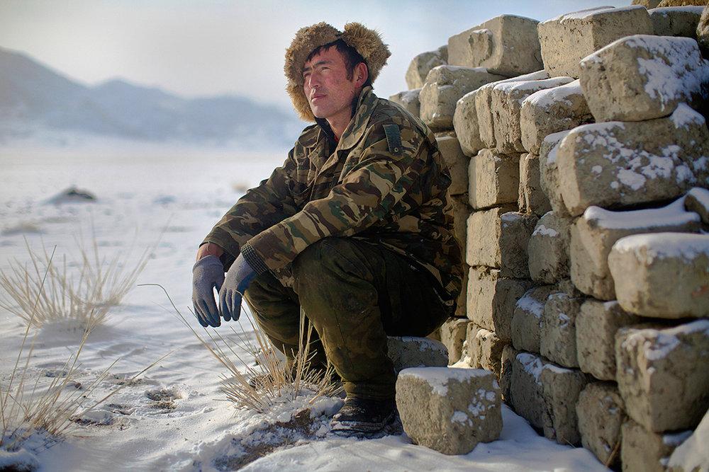 Bayan-Ölgii, Western Mongolia. 2013.