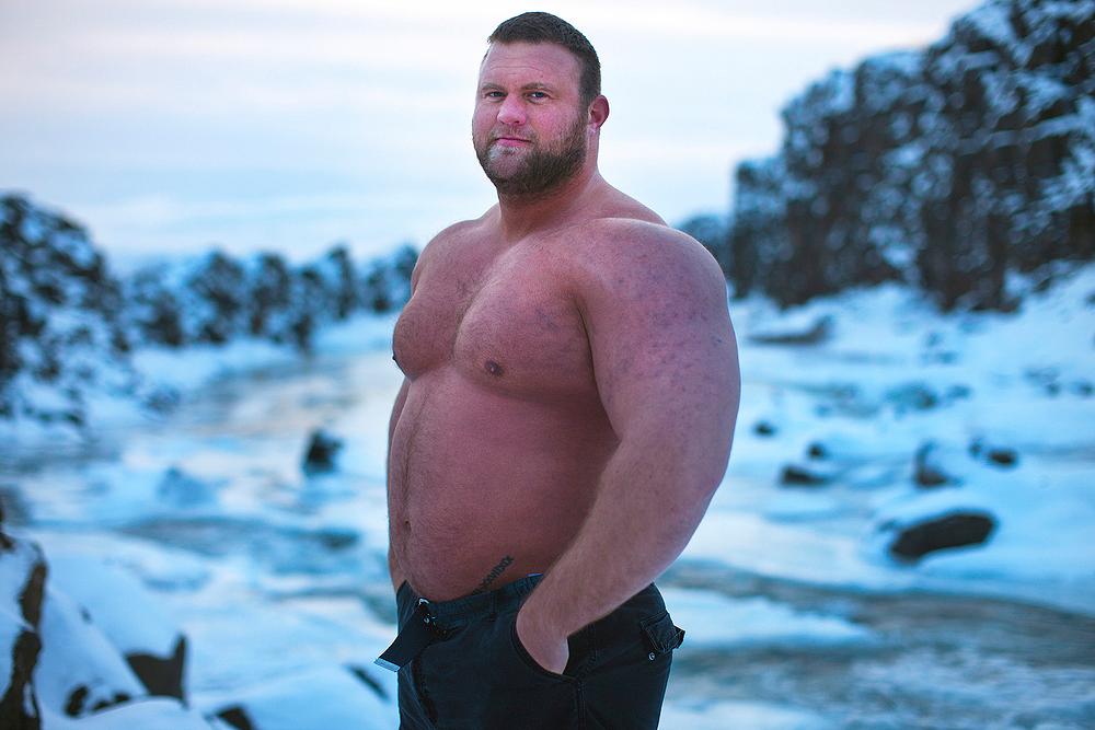Icelandic Strongman. Reykjavík, Iceland. 2013.