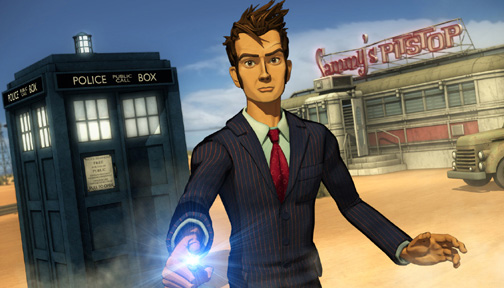 BBC Doctor Who Dreamland