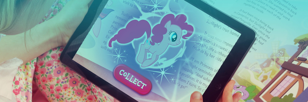 My Little Pony Augmented Reality App