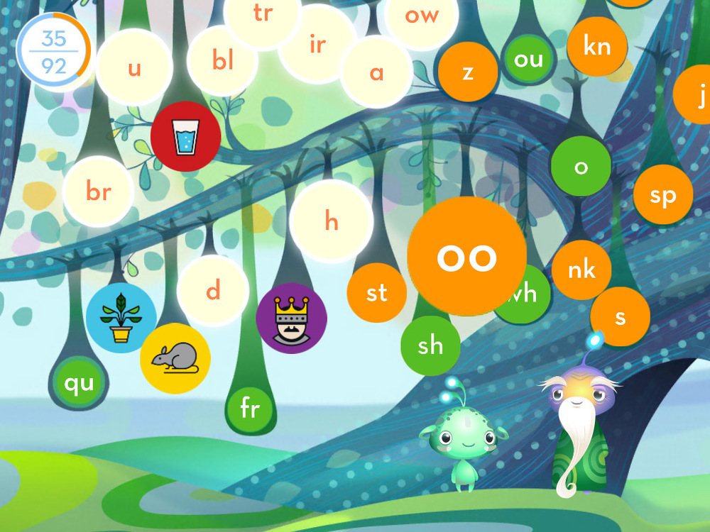 Primary Language Learning App