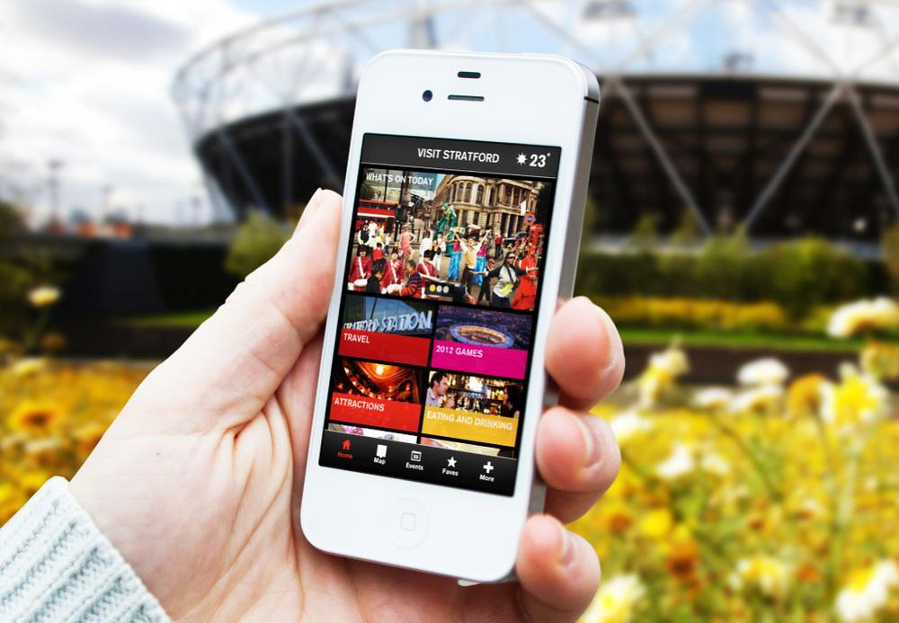 Visit Stratford App