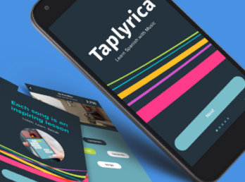 Taplyrica - Learn languages with Music.