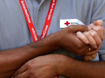 The British Red Cross - digital transformation of services