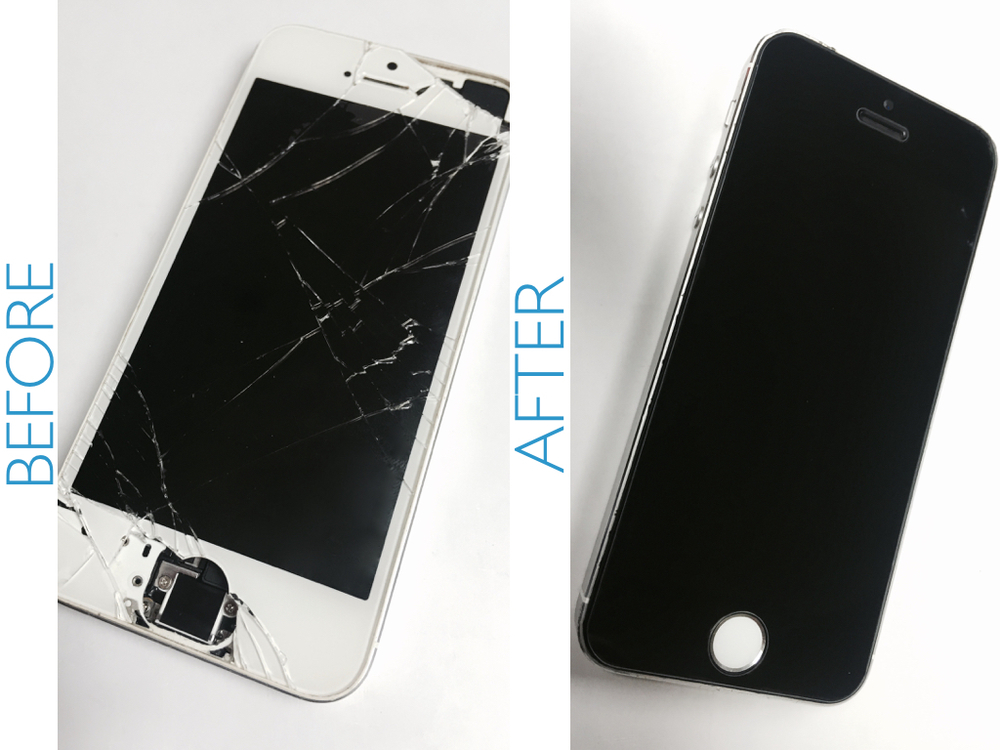 iPhone home button repair and screen replacement before and after.jpg