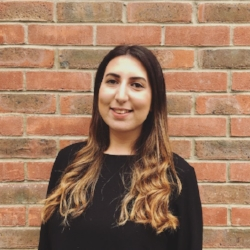Yasmin Nasli , Programme Officer (London)