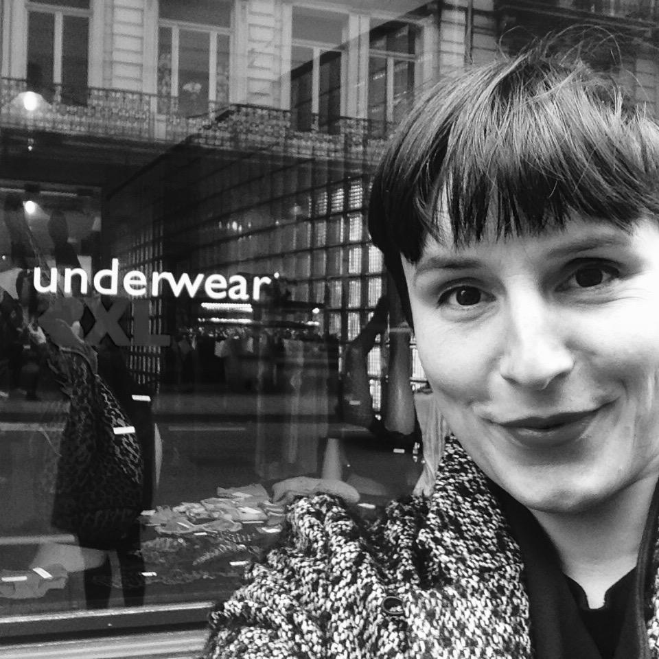 UNDERWEAR - 'D ANSARDSTRAAT- BRUSSEL