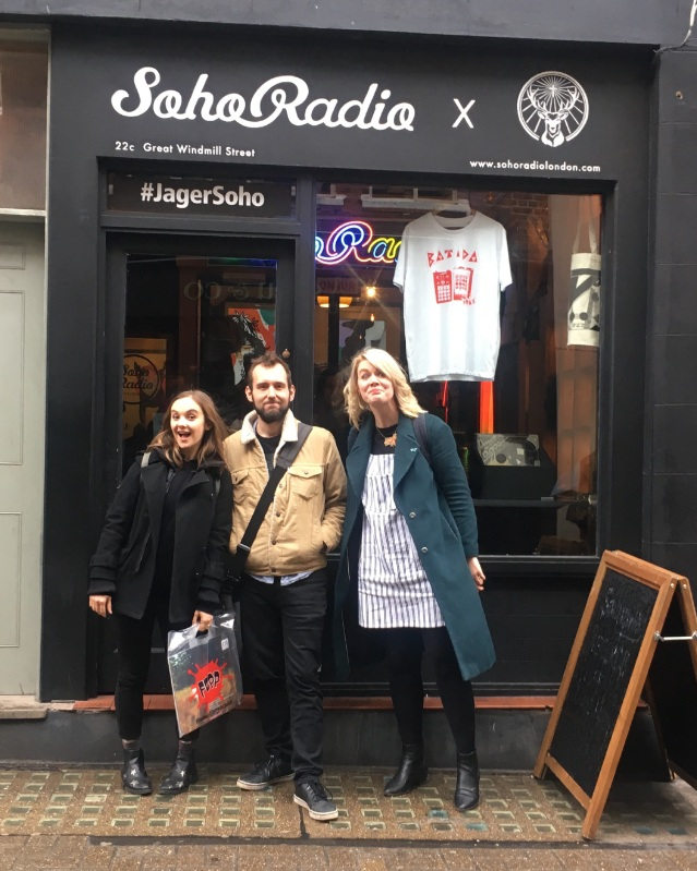 Fightmilk%2C+The+Other+Woman+on+Soho+Radio