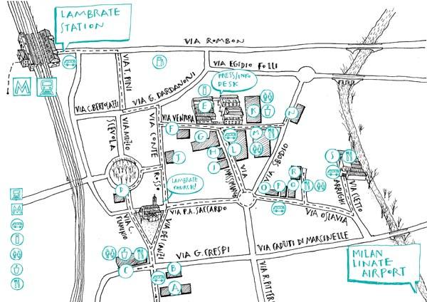 Ventura Lambrate 2015 map.