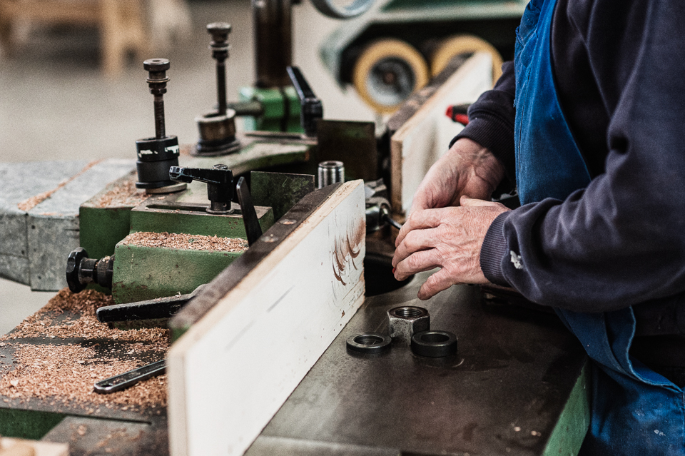 Craftsmanship   Begins in the workshop     Learn more