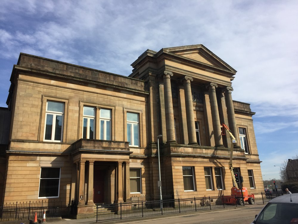 Paisley Sheriff Court Main.JPG