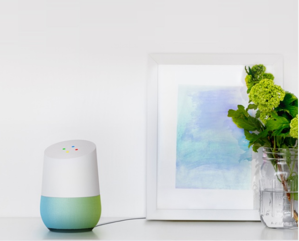 Image courtesy of Google Home's Website.