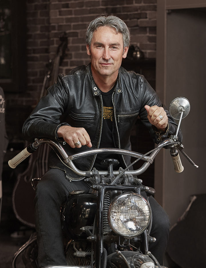 MIKE WOLF-AMERICAN PICKERS