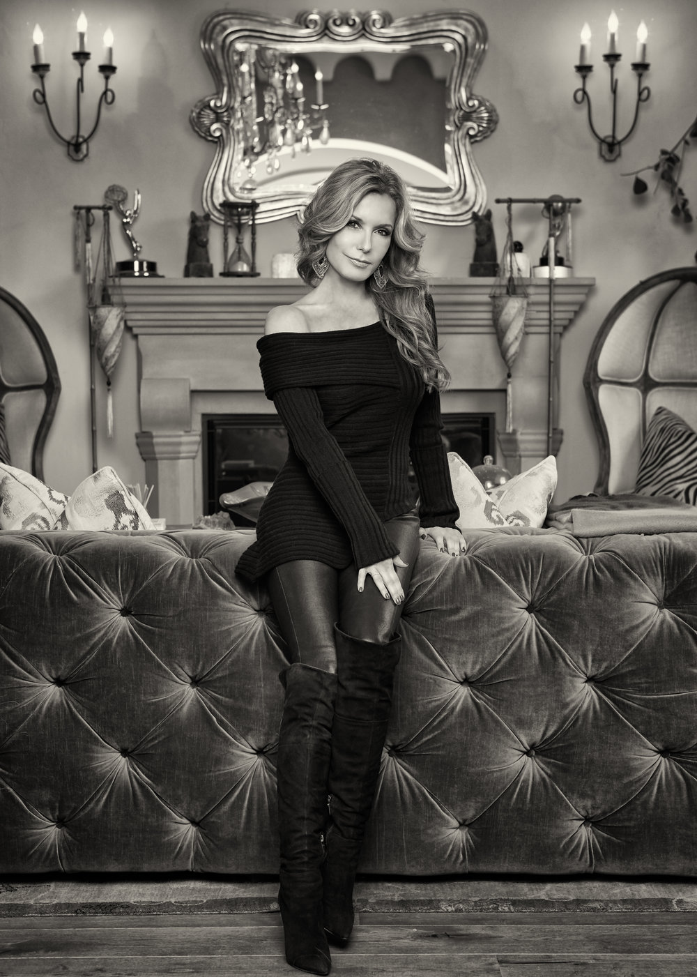 TRACEY BREGMAN-YOUNG AND THE RESTLESS