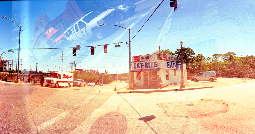 Eat Rite: Taken using Kodak Ektar 100 ISO