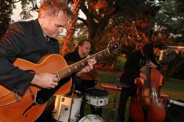 Jamie Slater Jazz  Trio