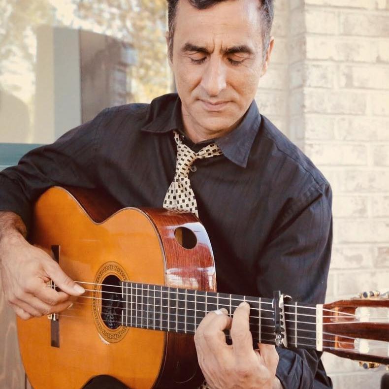 Dori Chitayat    Flamenco Guitar