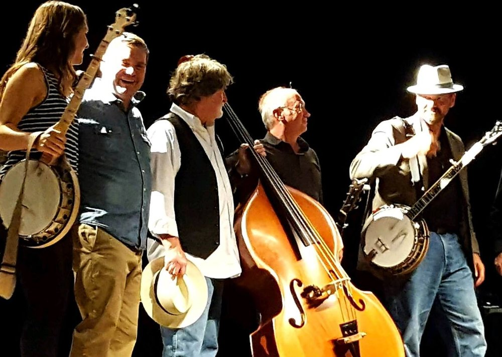 River Boy Bluegrass Band Acoustic for Festivals, Private Parties, Family Reunions