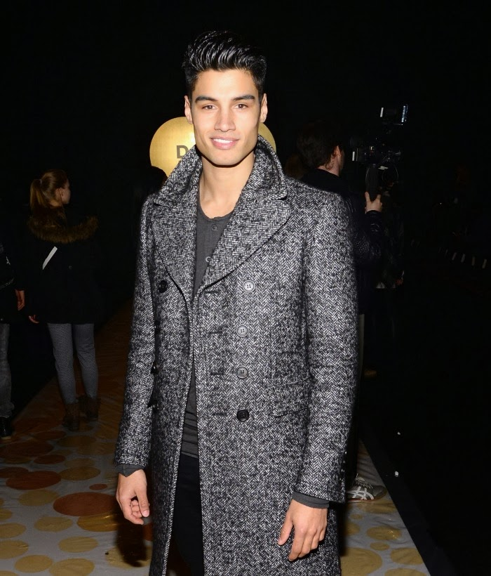 Siva Kaneswaran of The Wanted