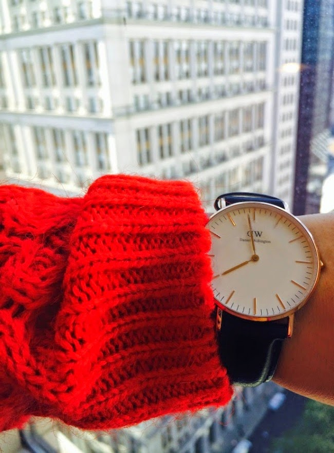 Daniel Wellington Watch Review - Louboutins and Love Fashion Blog by Esther Santer