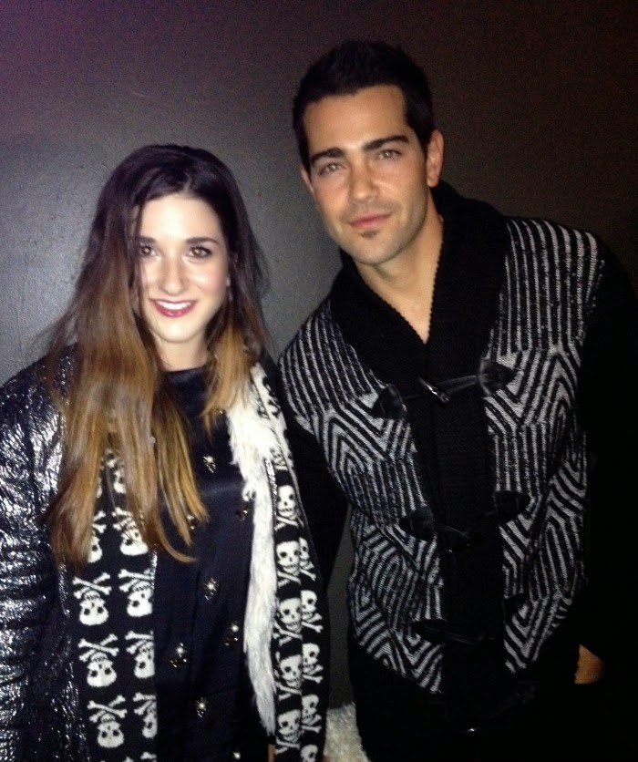 me with Jesse Metcalfe