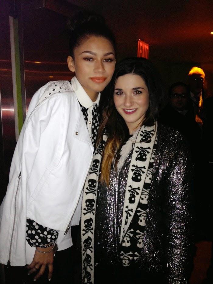 me and Zendaya