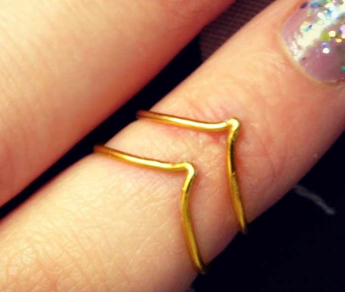 DIY+chevron+rings+louboutins+and+love+fashion+personal+style+girly+nyc+bow+tools+plier+jewelry+wire+cutter+18+gauge+gold+needle+nose+handmade+present+spring+2013+trends+easy+glitter+nails+gold.jpg