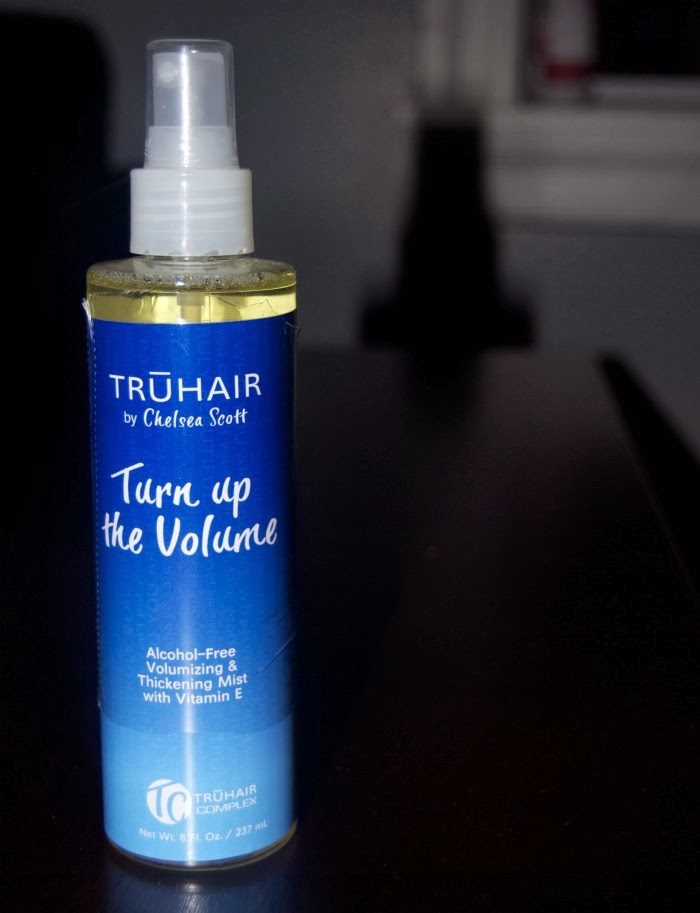 Turn up the Volume by TRUHAIR product review - Louboutins and Love Fashion Blog