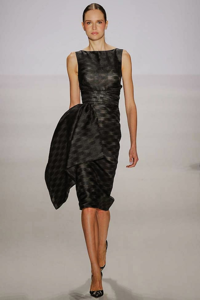 NYFW Pamella Roland Fashion Show Summer/Spring 2015 - Louboutins and Love Fashion Blog by Esther Santer