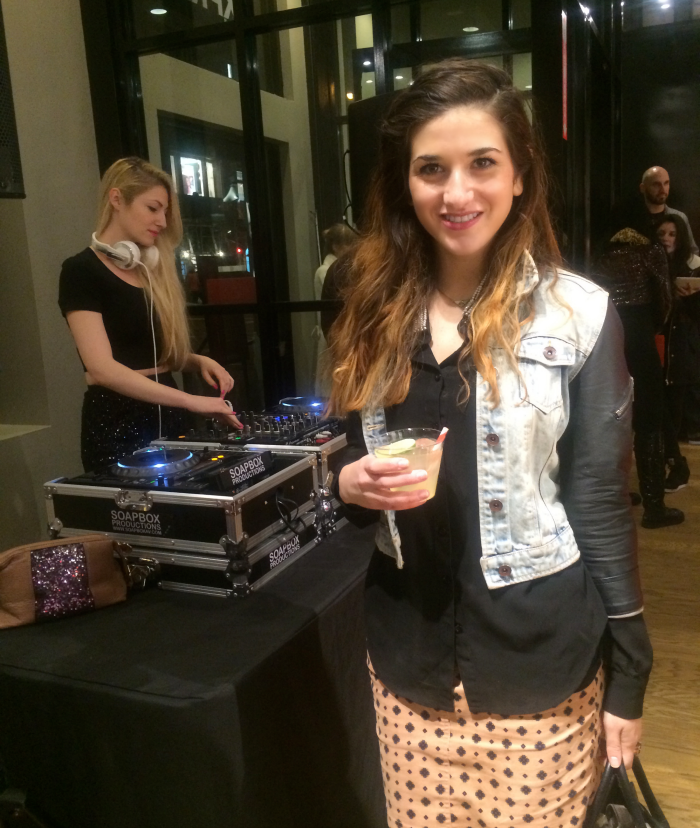 Marissa Webb's Studio and the Nylon Magazine Express Event -Louboutins and Love Fashion Blog