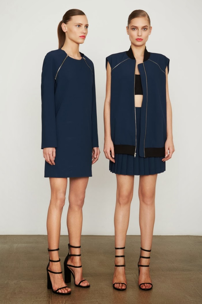 DKNY pre-fall 2014 collection - Louboutins and Love Fashion Blog