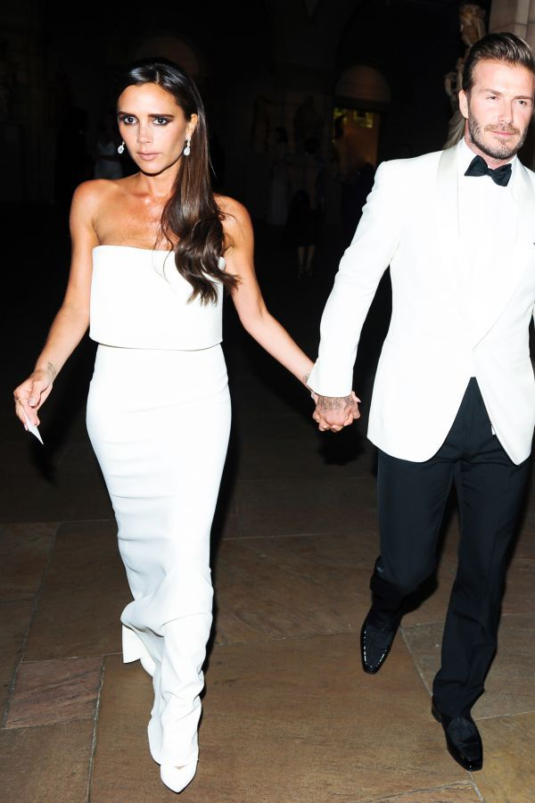 Victoria Beckham L&L Spotlight Louboutins & Love Fashion Blog Esther Santer NYC Street Style Blogger Paparazzi David Husband Wife All White Tuxedo Matching Red Carpet Runway British Power Couple Soccer Sports Chic Singer Spice Girls Love Sweet Married.jpg