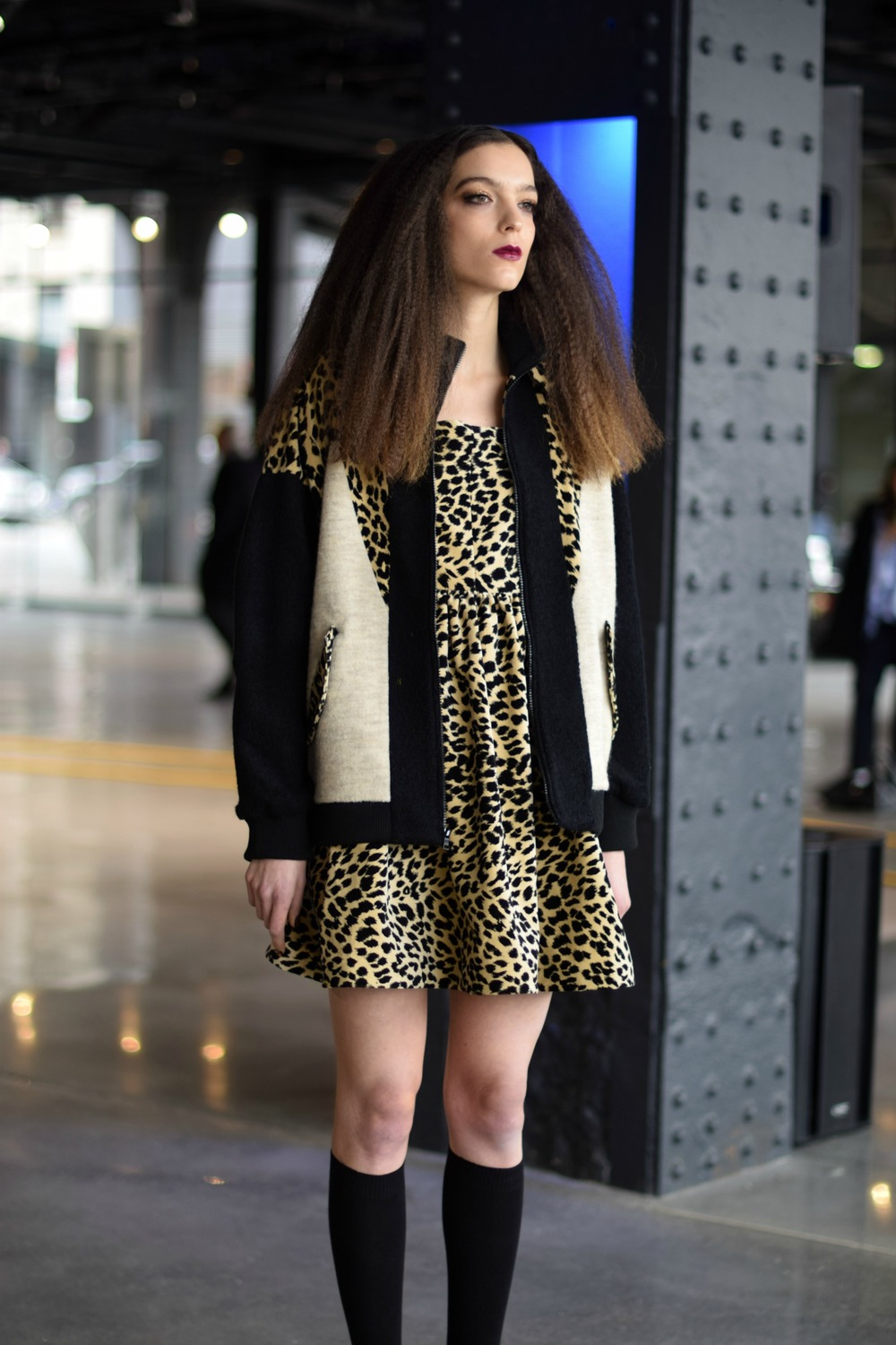 NYFW Saunder Fashion Presentation Fall:Winter 2016 Louboutins & Love Fashion Blog Esther Santer NYC Street Style Runway Models Collection Hair Beauty Inspo Front Row Press Event Coverage Photos Details Shop Dress Gown Trends Pretty Beautiful Gorgeous.jpg