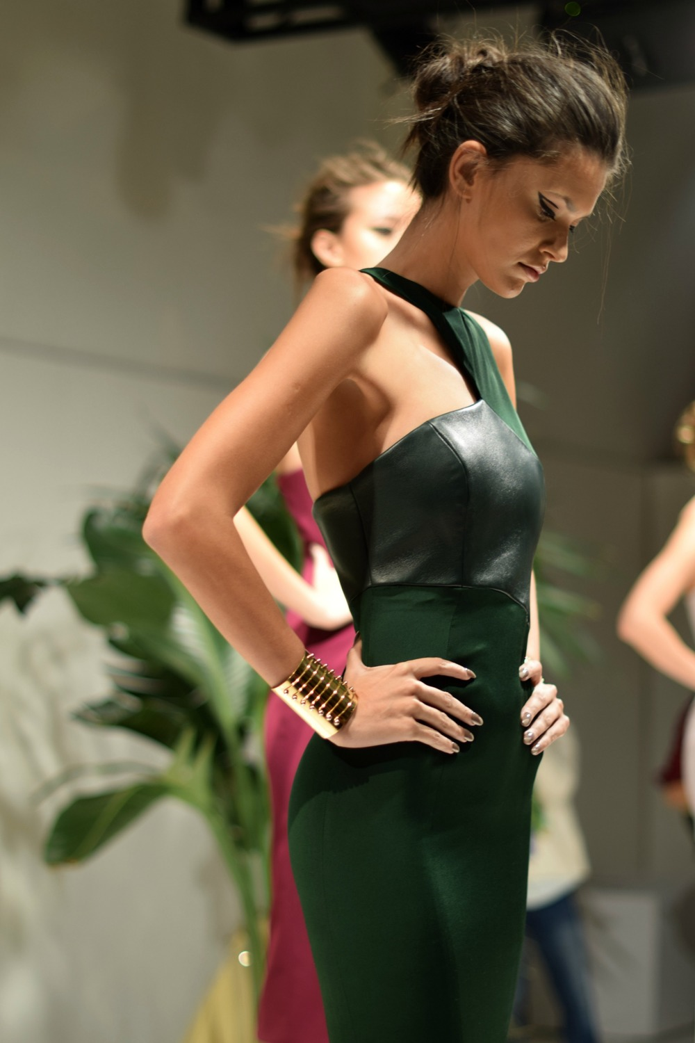 NYFW Jay Godfrey Fashion Presentation Fall:Winter 2016 Louboutins & Love Fashion Blog Esther Santer NYC Street Style Runway Models Collection Press Coverage Photos Details Dress Gown Beautiful Gorgeous Stunning Pretty Shop New York City Celebrities 7.jpg