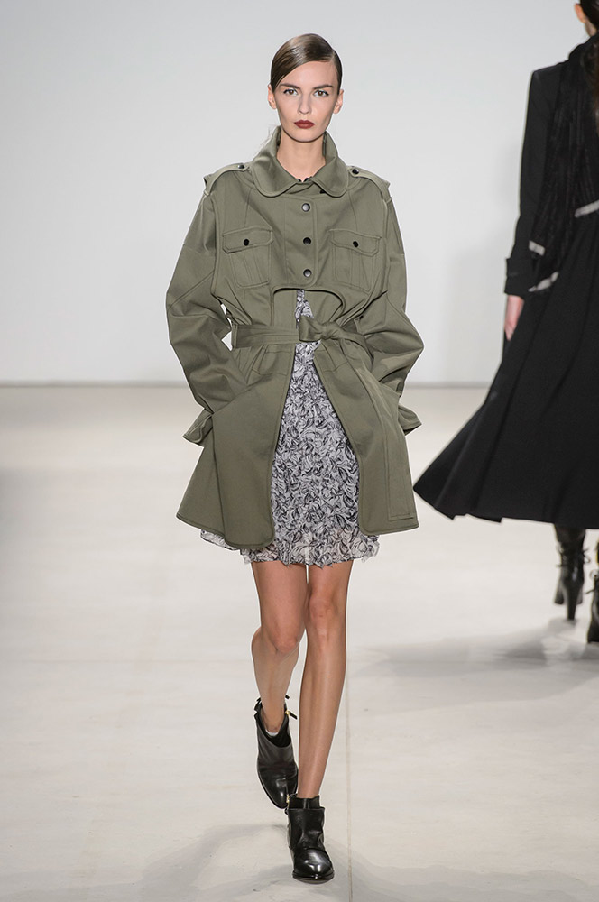 NYFW Marissa Webb Fashion Presentation Fall:Winter 2016 Louboutins & Love Fashion Blog Esther Santer NYC Street Style Runway Models Collection Press Coverage Photos Details Dress Gown Beautiful Gorgeous Stunning Pretty Shop New York City Celebrities 8.jpg
