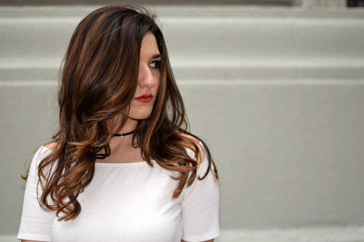 New Haircut Red Palazzo Pants Esther Santer