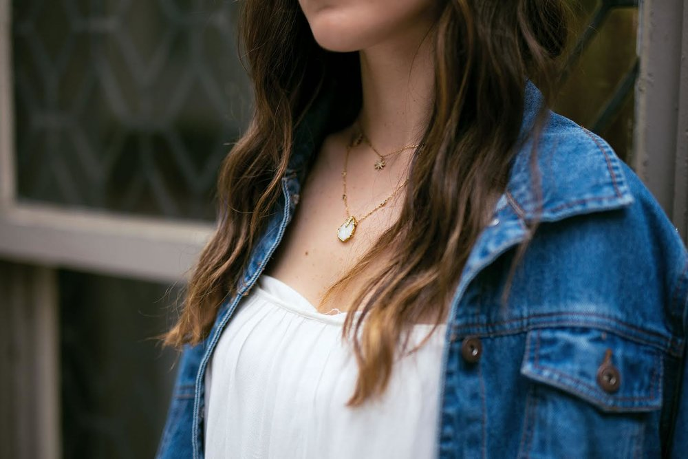 Choker Game Strong Amare Jewels Louboutins & Love Fashion Blog Esther Santer NYC Street Style Blogger Outfit OOTD Trendy Fashionista Jewelry Brand Collaboration Girl Women Hair Brunette Stylish Fad Black Gold Pretty Beautiful Photoshoot Model Necklace.jpg