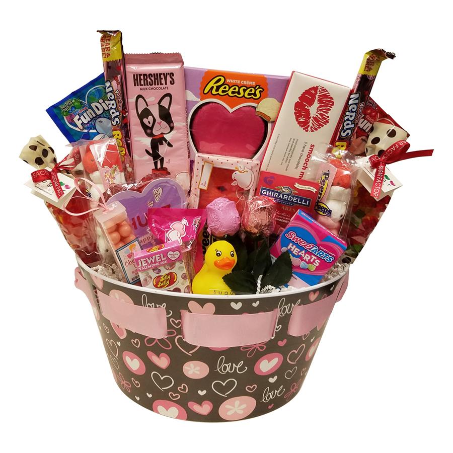 Cupids VIP Basket