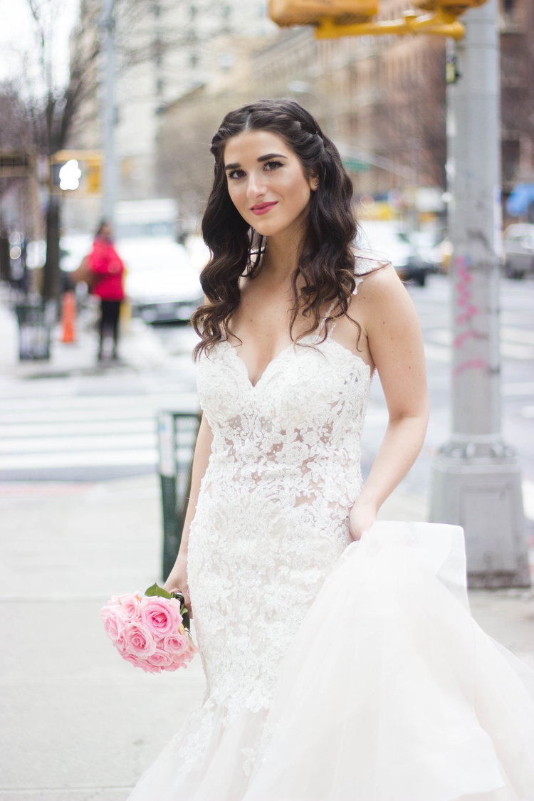 Playing Dress Up With Morilee Bridal — Esther Santer
