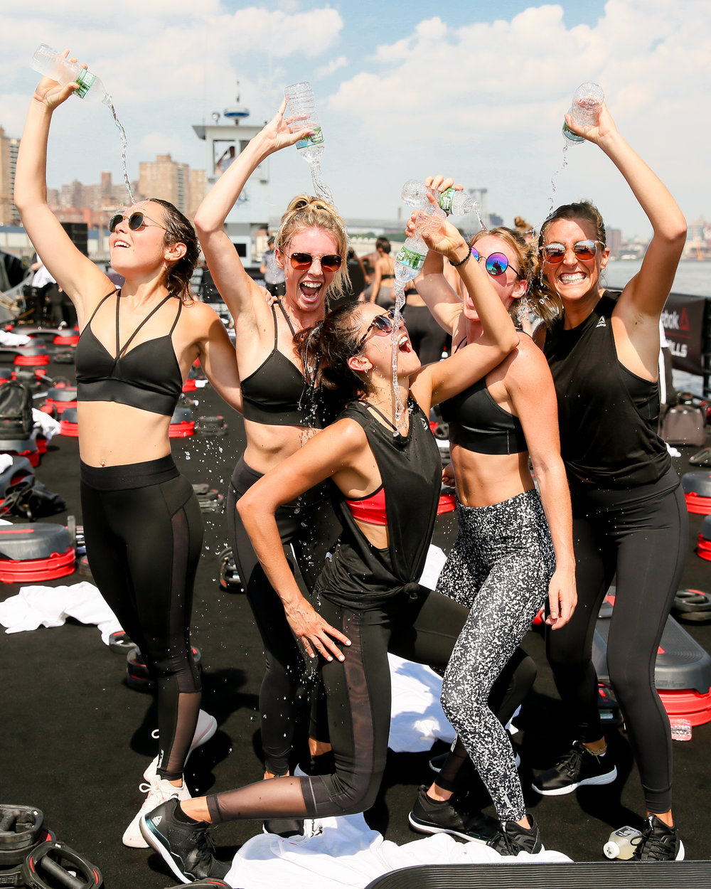 All About My Day With Reebok and Nina Dobrev Esther Santer Fashion Blog NYC Street Style Blogger Outfit OOTD Trendy Workout Gear Moving Barge Trainers Celebrity Ambassador Brunch The Vampire Diaries Celeb GRIT Girl Squad Women Weights Body  Bodyflow.jpg