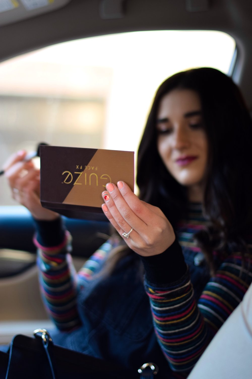 Guize Face FX Contour Palette Review Esther Santer Fashion Blog NYC Street Style Blogger Outfit OOTD Trendy Makeup Beauty Product Bronzer Highlighter Powder Brush Shopping Value $40 Radiant Glow Skin Beautiful Shades New York City Brand Company Collab.jpg