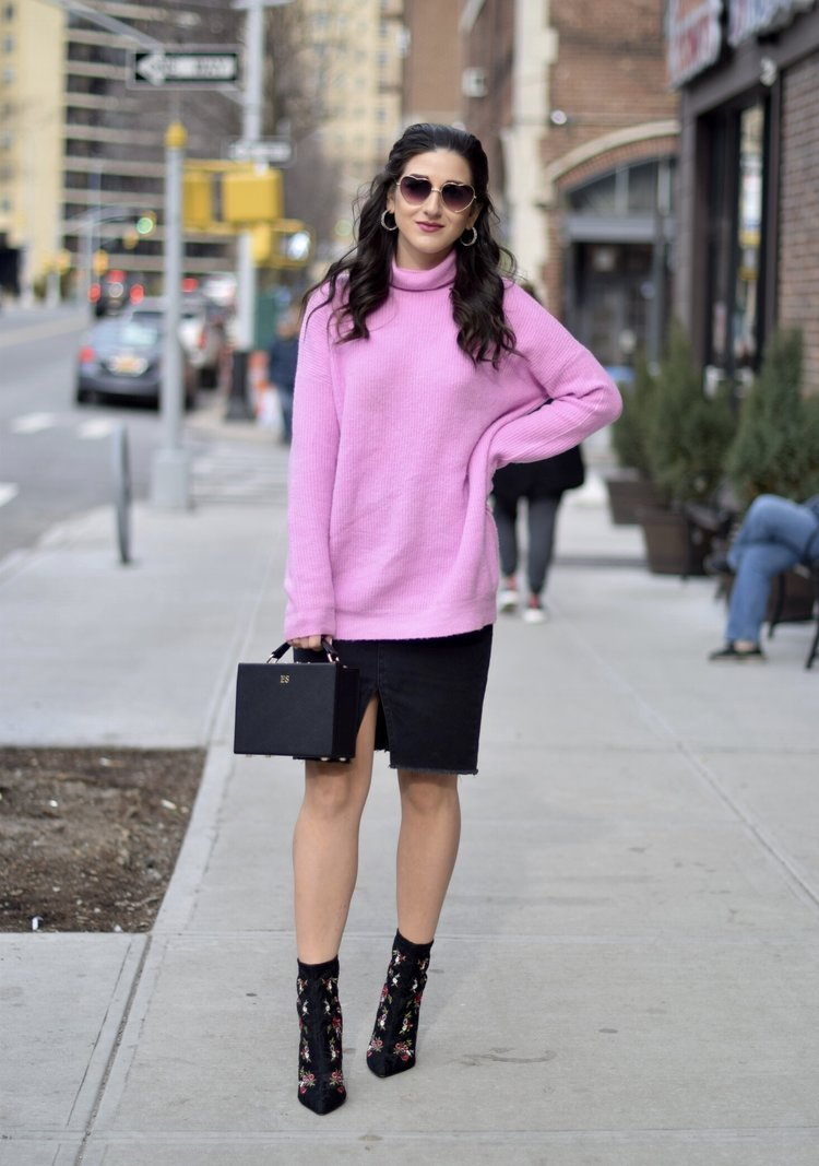 Surviving Winter With ASOS 5 Hardest Parts Of Blogging Esther Santer  Fashion Blog NYC Street Style 60299699e