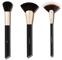 Fan Contour and Highlight Brushes: Sonia Kashuk Fan Contouring and Fan Highlighting Brushes