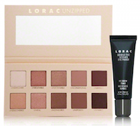 Eyeshadow: Lorac Cosmetics Unzipped Palette