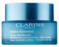 Moisturizer: Clarins Hydra-Essentiel Silky Cream - Normal to Dry Skin