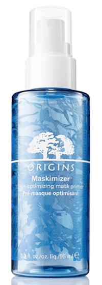 Mask Primer: Origins Maskimizer Skin-Optimizing Mask Primer