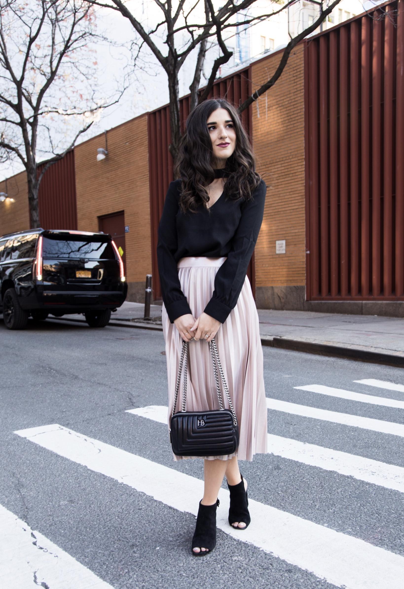 35b920d56 Midi Skirt And Top Outfit | Saddha