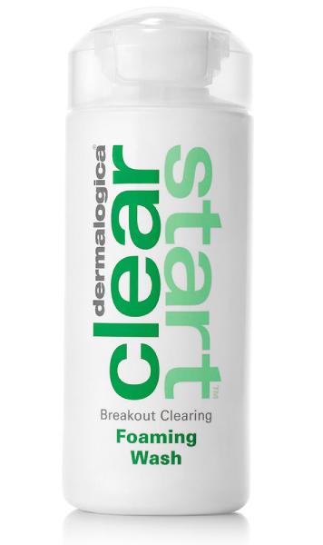 Face Wash: Dermalogica Clear Start Breakout Clearing Foam Wash