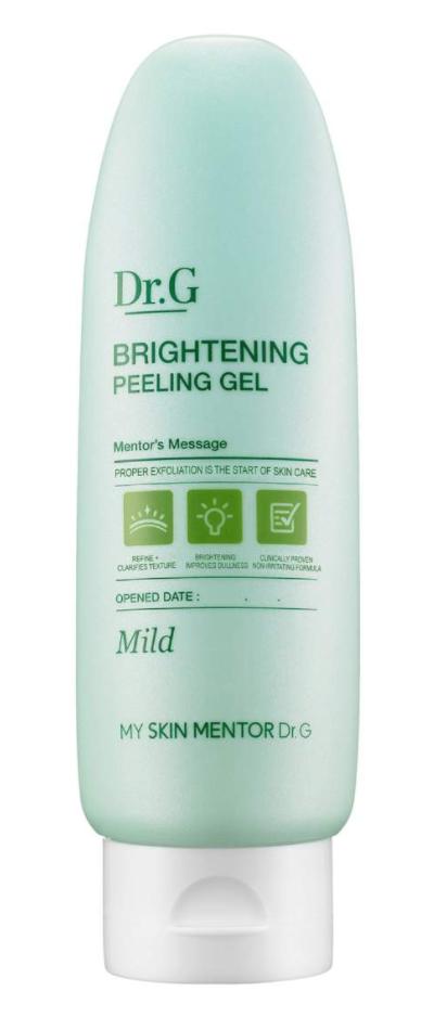 Gentle Peel: Dr G Brightening Peeling Gel
