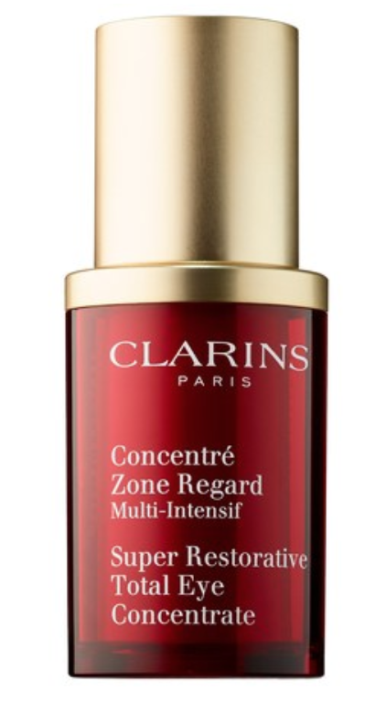 Eye Cream: Clarins Super Restorative Total Eye Concentrate
